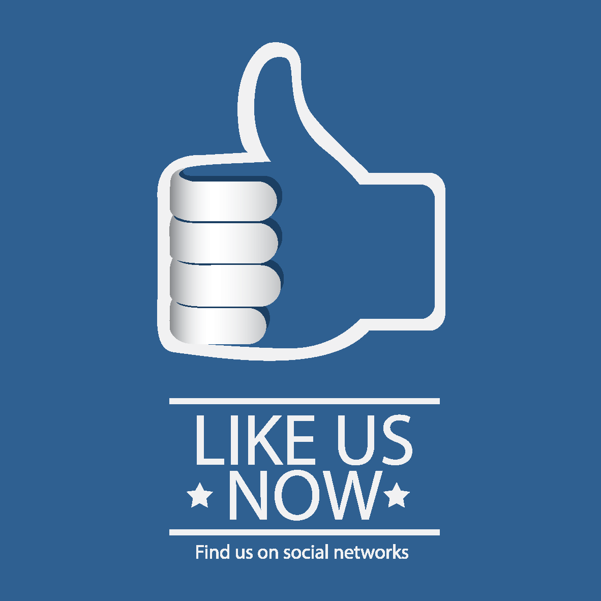 Like us now on Facebook.