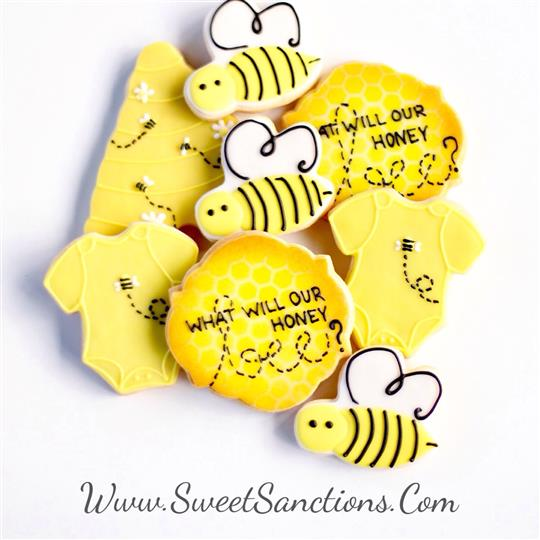 What Will It Bee? Cookie Set