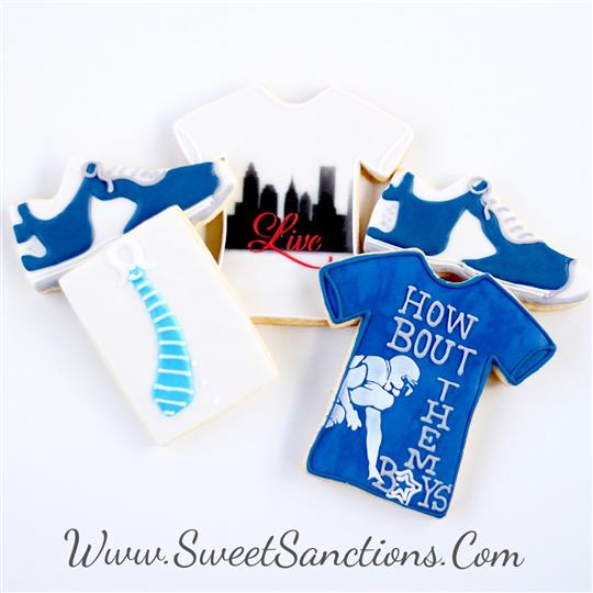 Men's Fashion Cookie Set
