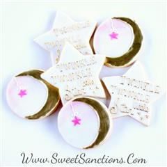 Twinkle Twinkle Little Star Cookie Set