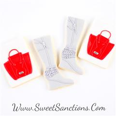 Fashion Accessories Cookie Set