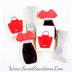 Ladies Fashion Cookie Set