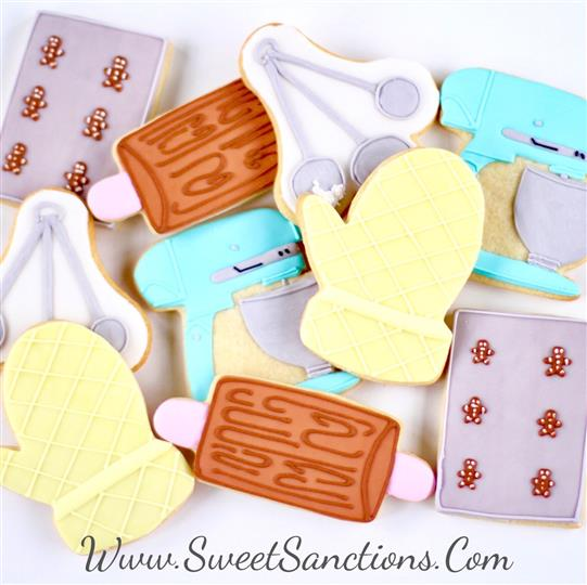 Baking Cookie Set