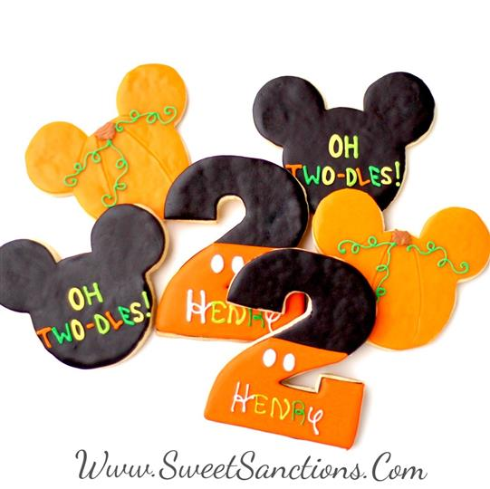 Oh Toodles Mouse Cookies