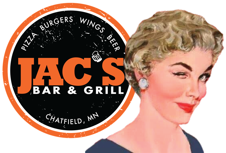 jac's bar and grill pizza burgers wings beer chatfield, mn