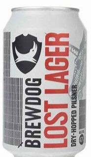 Lost Lager(16oz)