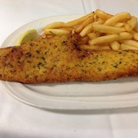Broiled Haddock (GF) or Fried Haddock