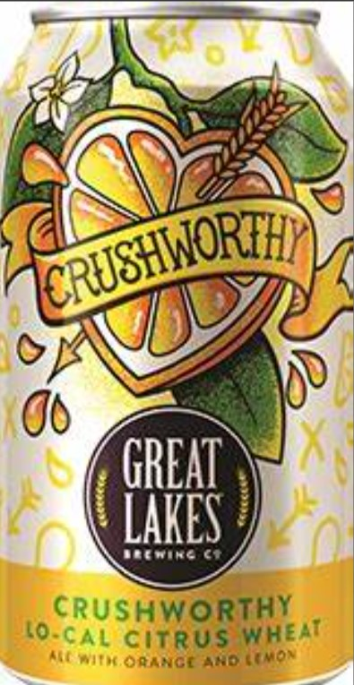 Crushworthy, Great Lakes Brewing