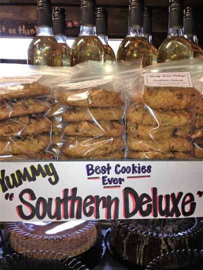 """Yummy Southern Deluxe' cookies"