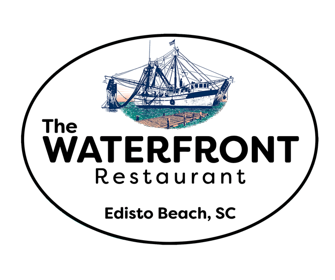 The waterfront restaurant. Edisto Beach, SC