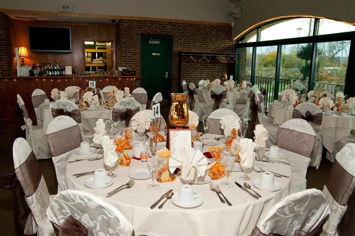 table display setting with silverware, glasses and napkins
