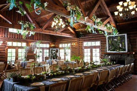 Wedding Venue Summit Grove Lodge