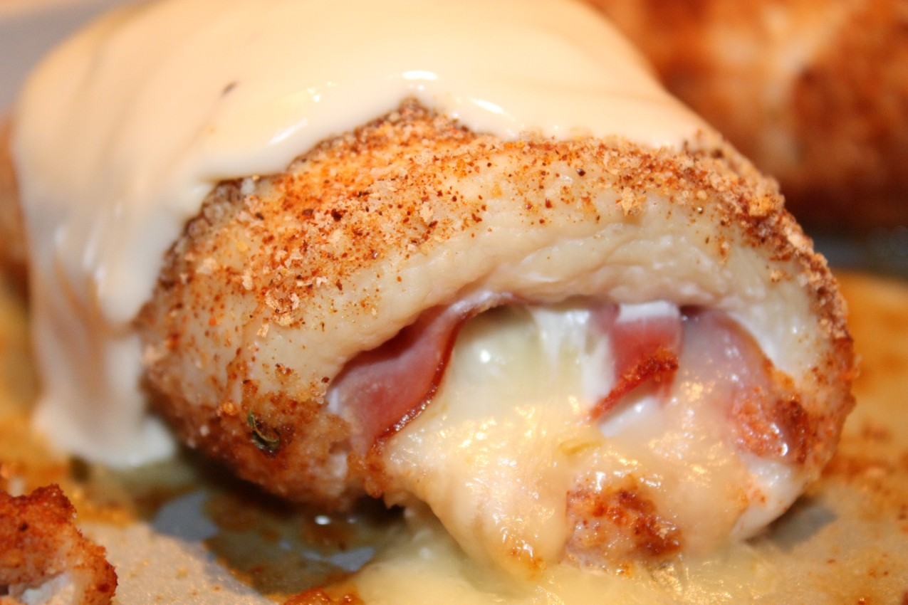 ---- chicken cordon bleu (large)