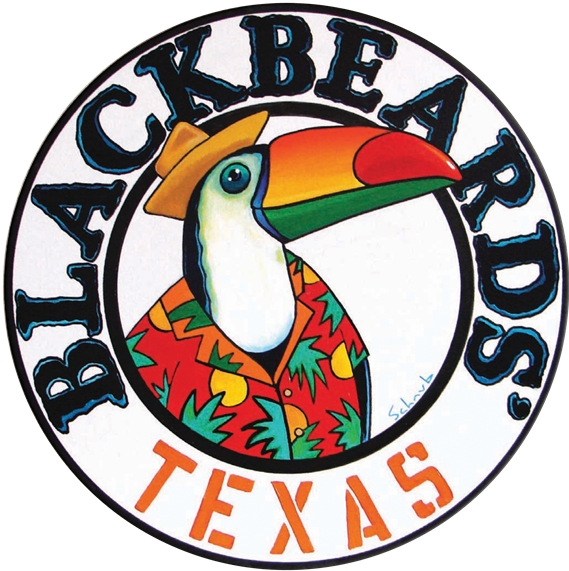 Black beards texas