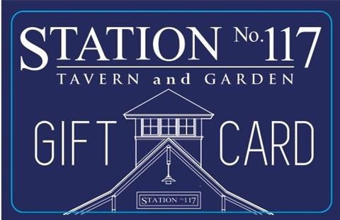 station 117 Gift Card