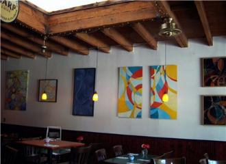 interior paitings on the walls
