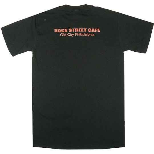 "Race Street ""Old City Philadelphia"" T-shirt"