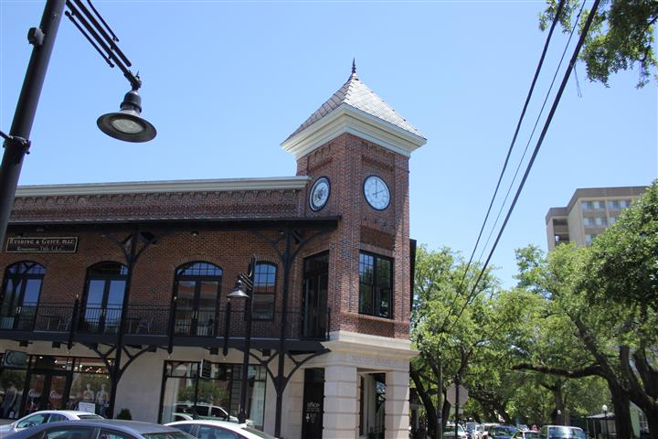 Downtown Ocean Springs