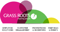 Grass Roots. Employee solutions. Customer engagement. Promotions & incentives. Meetings & events