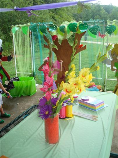 catered event and themed parties