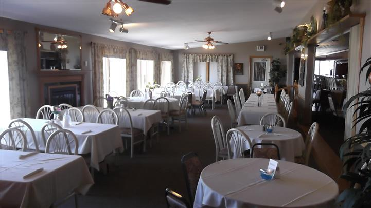 interior dining area with tables and chairs