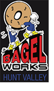 Bagel works hunt valley
