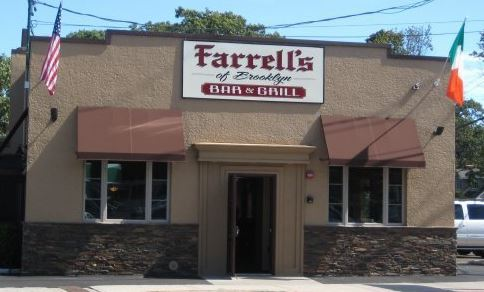 front view of ferrell's