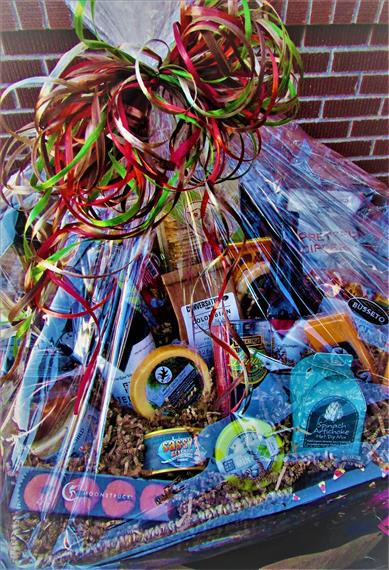 Order your unique gift basket for that extra special person in your life.