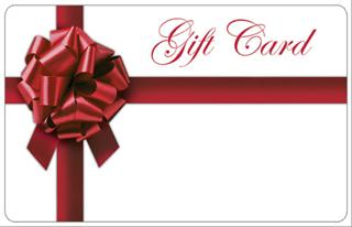 Gift Card - stock
