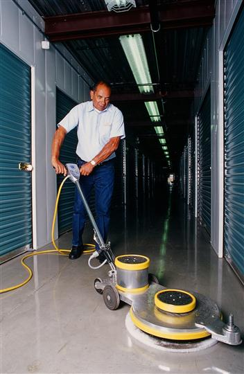 ---- buffing floors (large)