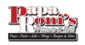 Paparoni's pizzeria & grill. Pizza, pasta, subs, wings, burgers & more.