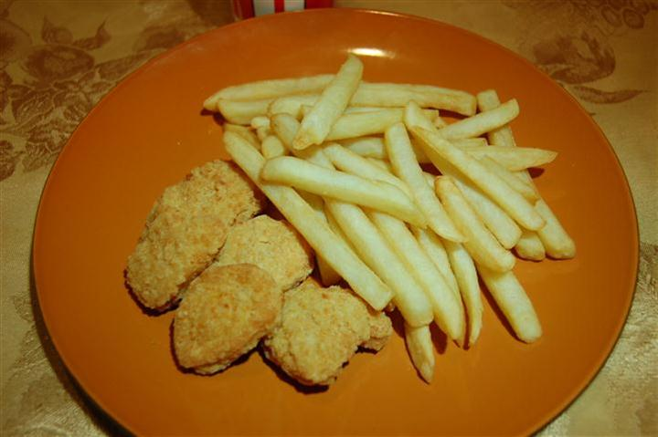 Kids Meal Chicken Nuggets