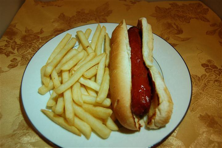 Kids Meal Hot Dog