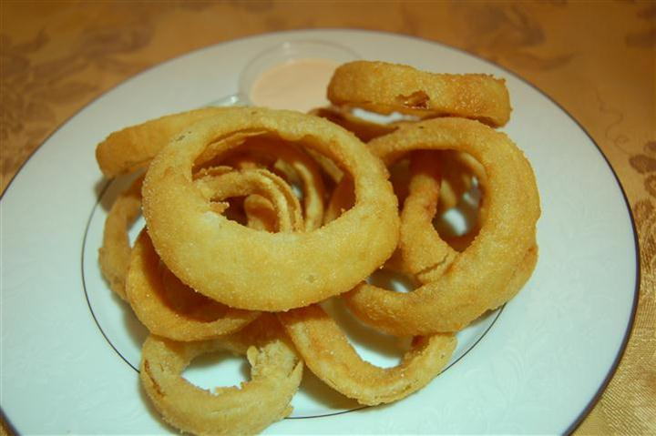 Substitute Onion Rings