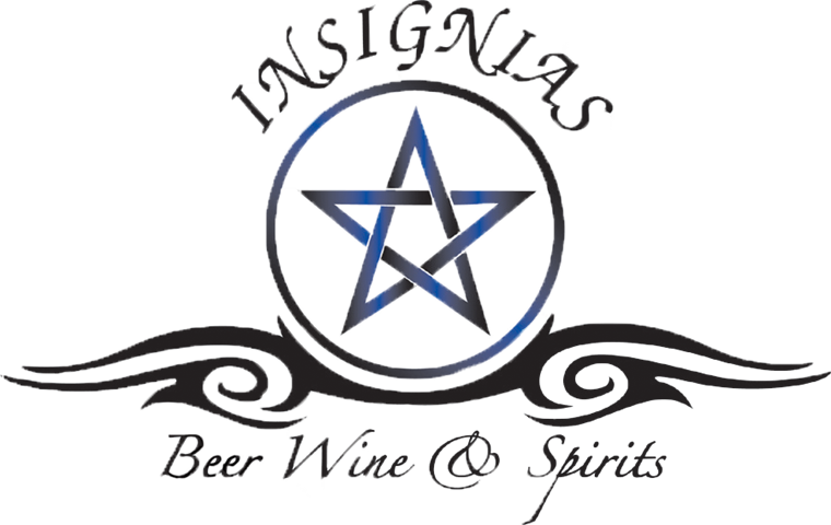 insignias beer, wine & spirits