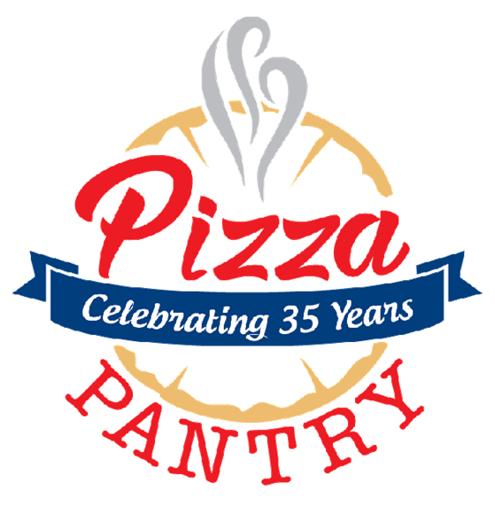Pizza Pantry. Celebrating 35 years
