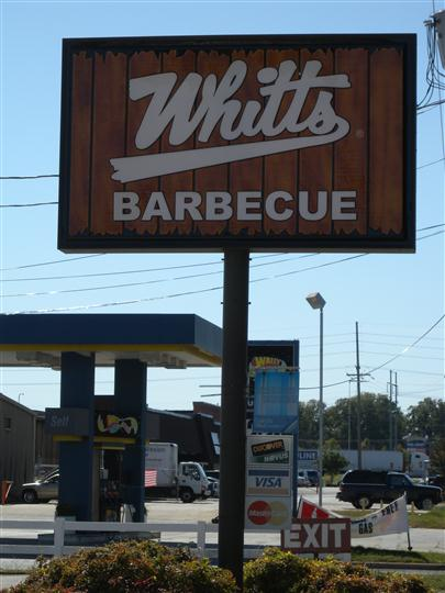 Whitts sign