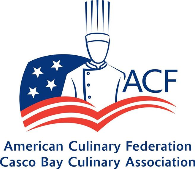 ACF American Culinary Federation Casco Bay Culinary Association