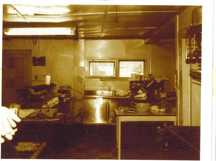 The Kitchen back in 1981.