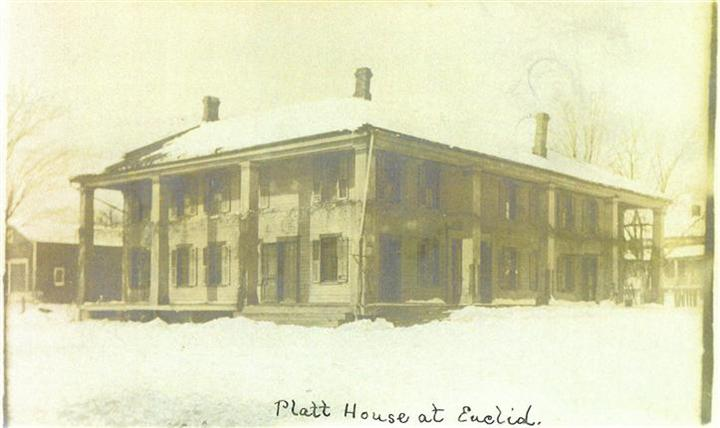 Built In 1871, it was known as the Platt House