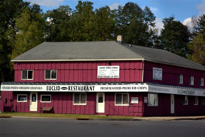 Outdoor photo of Euclid Restaurant