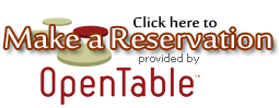 Click here to make a reservation provided by OpenTable