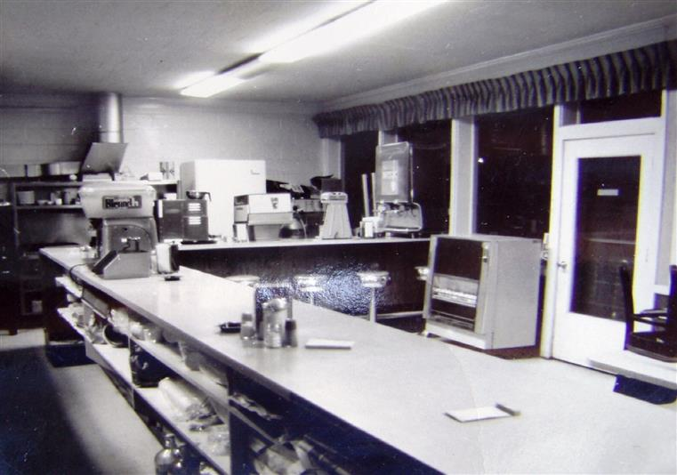 Melting Pot Pizza Inside 1975