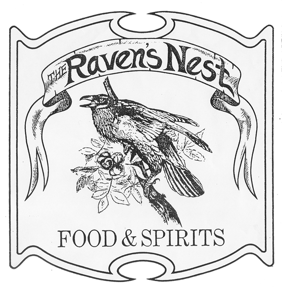 The Raven's Nest, Food & Spirits