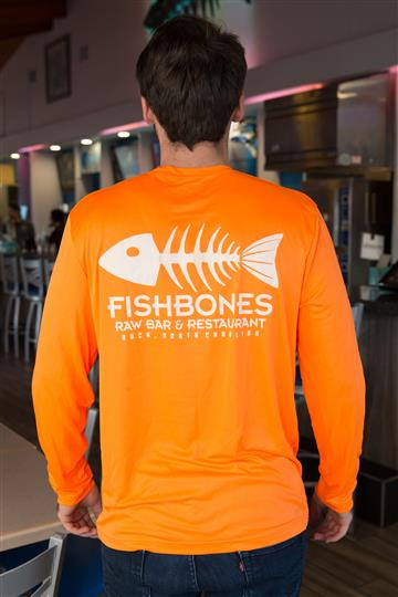 long-sleeve fishbones shirt