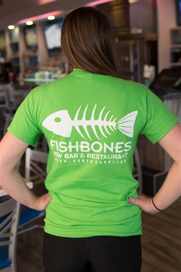 fishbones shirt