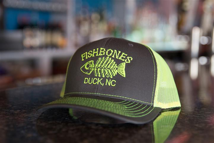 fishbones hat