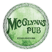 McGlynn's Pub. Established 1983.