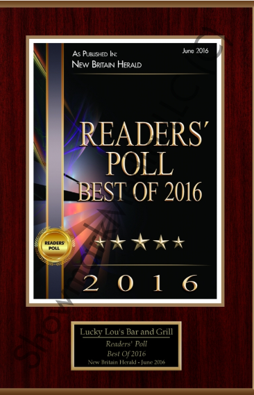 Readers Poll best of 2016