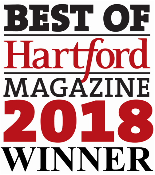 Best of Hartford magazine 2018